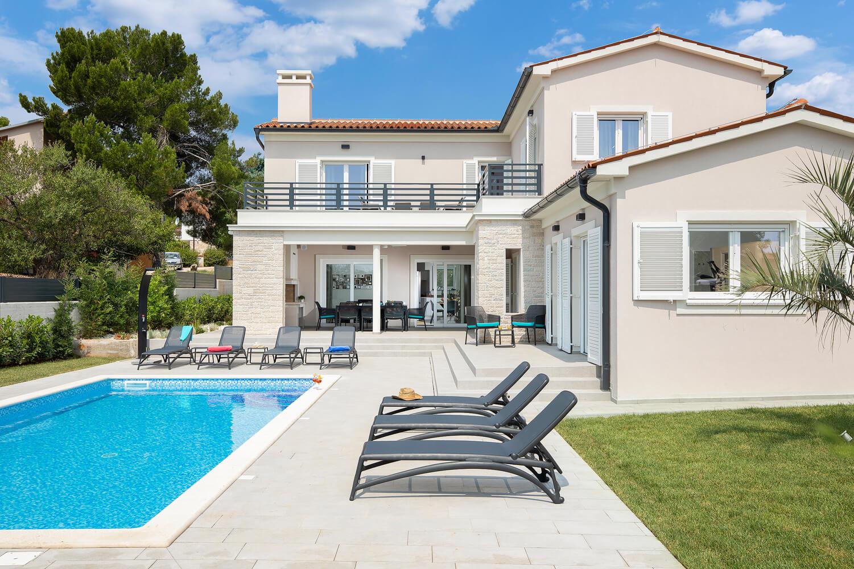 Villa Suprema Premantura - Istrien, Kroatien 17