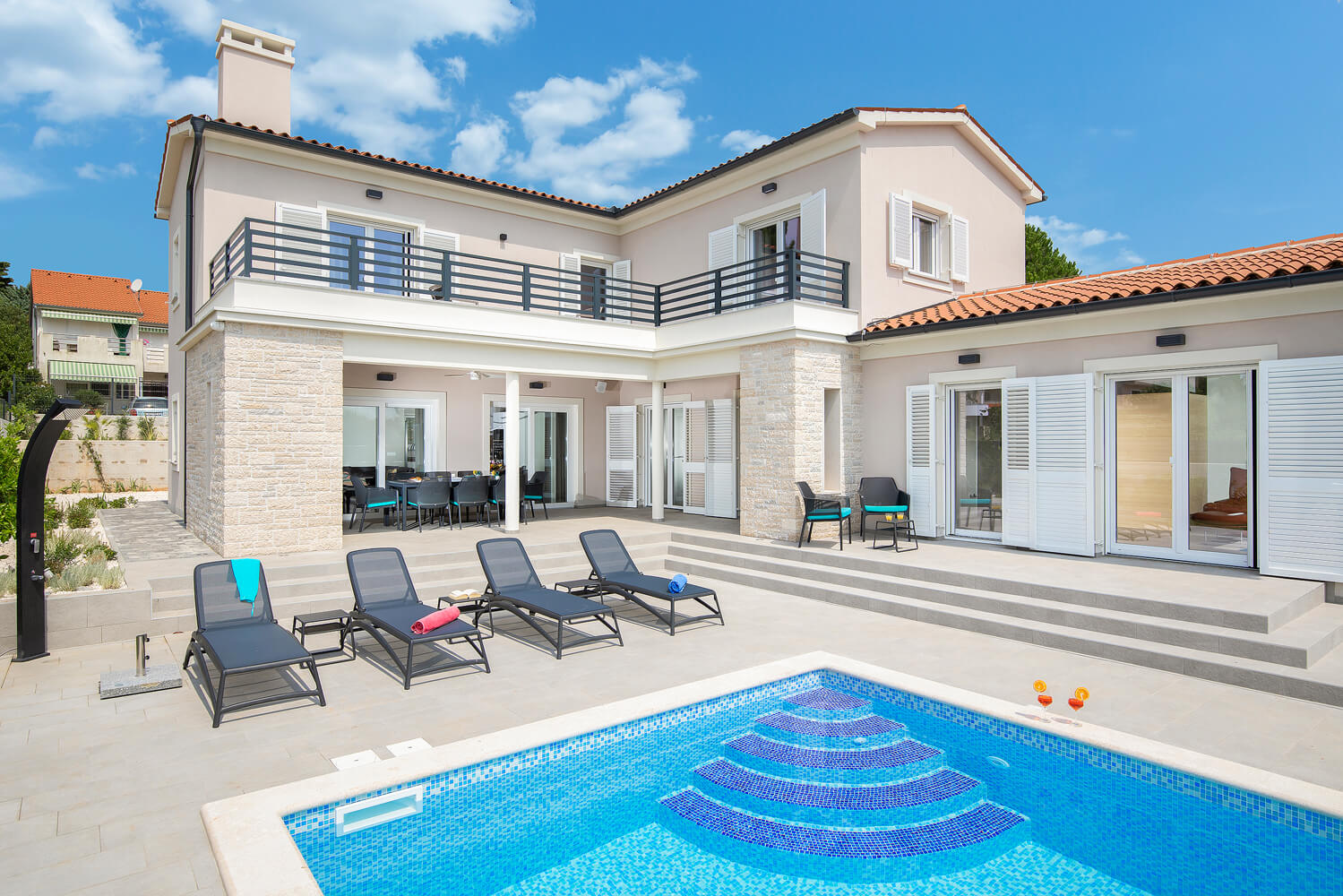 Villa Suprema Premantura - Istrien, Kroatien 18