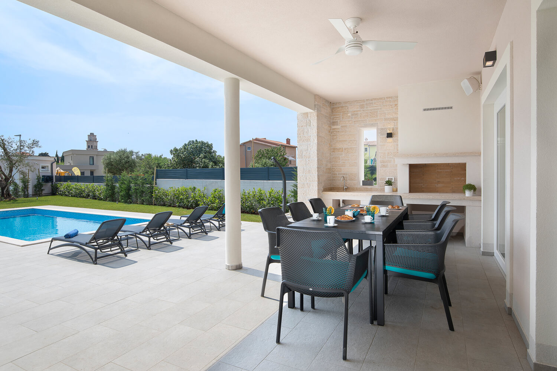 Villa Suprema Premantura - Istrien, Kroatien 2