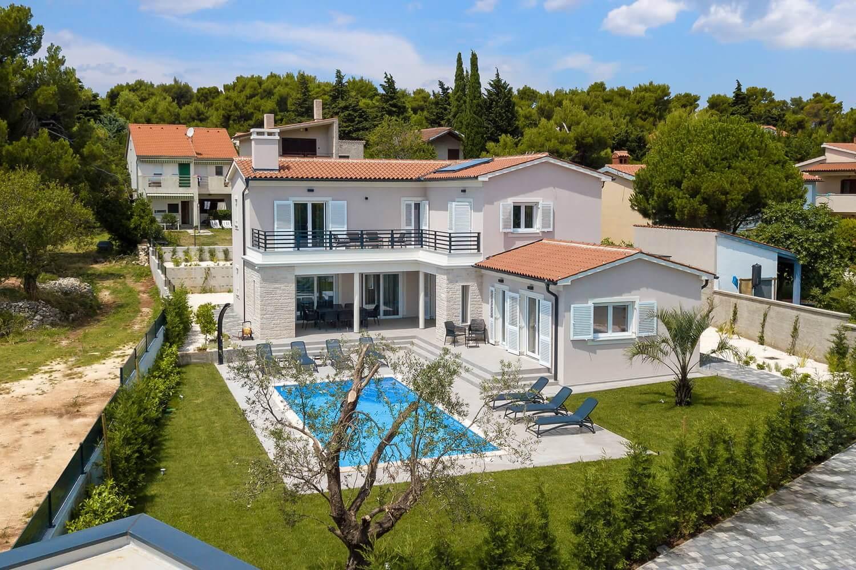 Villa Suprema Premantura - Istrien, Kroatien 9